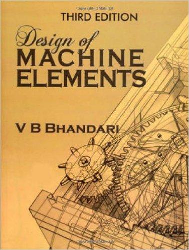 Design Of Machine Elements Bhandari Pdf