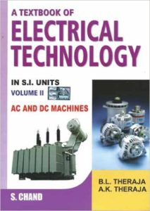Electrical machines bl theraja
