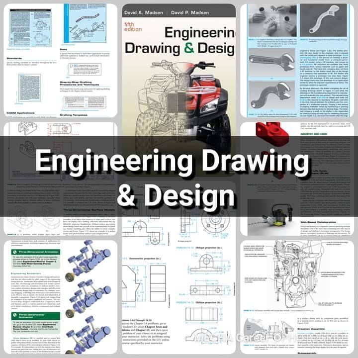 Pdf Engineering Drawing Design Book By David Madsen