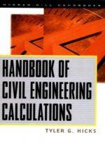 Handbook of Civil Engineering Calculations