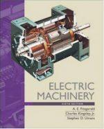 [PDF] Electric Machinery By A. E. Fitzgerald