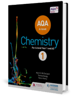 AQA A Level Chemistry Student Book 1 by McFarland, Quigg, Henry