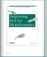 Beginning Perl for Bioinformatics – James Tisdall