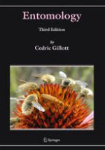Entomology 3rd Edition – C. Gillott (Springer, 2005)
