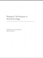 Research Techniques in Animal Ecology – L. Boitani (Columbia University Press, 2000)