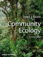 [PDF] Community Ecology By Peter J. Morin