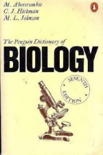 The New Penguin Dictionary Of Biology – M. Abercrombie