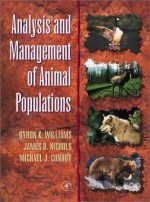 Analysis and Management of Animal Populations – Modeling, Estimation, and Decision Making