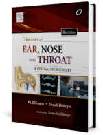 Diseases of Ear, Nose and Throat, and head and neck surgery 6th Edition