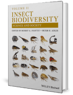 Insect Biodiversity Science and Society Volume II by Robert G. Foottit