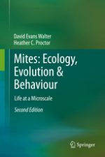 Mites: Ecology, Evolution & Behaviour Life at a Microscale, 2nd Edition by Evans Walter and C. Proctor