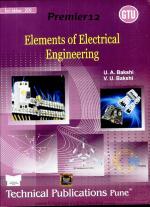 [PDF] Elements of Electrical Engineering By U A Bakshi & V U Bakshi