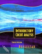 Introductory Circuit Analysis by Boylestad