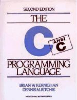 The C Programming Language by Brian W Kernighan and Dennis M Ritchie