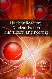 nuclear reactors nuclear fusion and fusion engineering