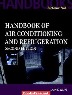 DOWnload pdf Handbook of Air Conditioning and Refrigeration