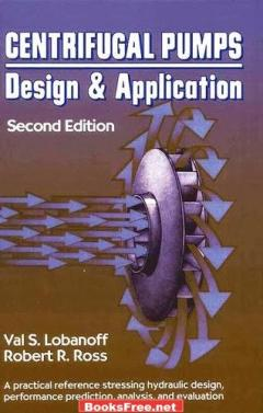 Download Centrifugal Pumps design's and Application book