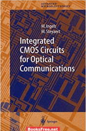 Integrated CMOS Circuits for Optical Communications