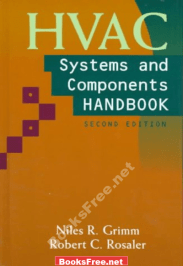 hvac systems and components handbook pdf hvac systems and components handbook