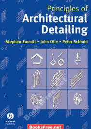 principles of architectural detailing principles of architectural detailing pdf