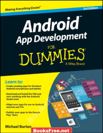 android app development for dummies android app development for dummies by michael burton android app development for dummies book android app development for dummies 3rd edition android app development for dummies latest edition android app development for dummies 5th edition