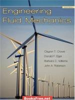 Download Engineering Fluid Mechanics by Clayton T.Crowe, Donald F.Elger, Barbara C.Williams, John A.Roberson
