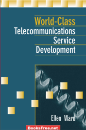World Class Telecommunications Service Development by Ellen Ward