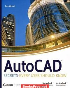 AutoCAD: Secrets Every User Should Know book