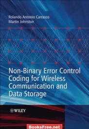 non-binary error control coding for wireless communication and data storage