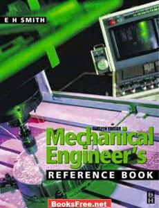 Mechanical Engineer's Reference Book pdf download