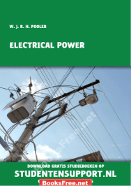 electrical power pooler pdf