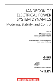 Handbook of Electrical Powers System Dynamics