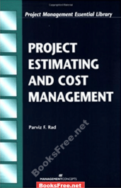 project estimating and cost management pdf project estimating and cost management project estimating and cost management by parviz f rad project estimating and cost management (project management essential library) project estimating and cost management pdf download project cost estimation and cost control desalination project cost estimating and management estimating time and cost project management desalination project cost estimating and management pdf project cost management estimating budgeting and value