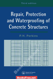 repair protection and waterproofing of concrete structures pdf repair protection and waterproofing of concrete structures