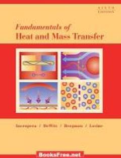 download Fundamentals of Heat and Mass Transfer book