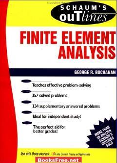 Schaums-finite-element-analsyis
