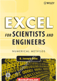excel for scientists and engineers numerical methods excel for scientists and engineers numerical methods by e. joseph billo