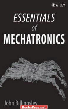 Essentials of Mechatronics book